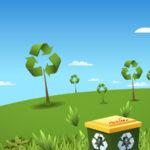 E important sa reciclam hartia?