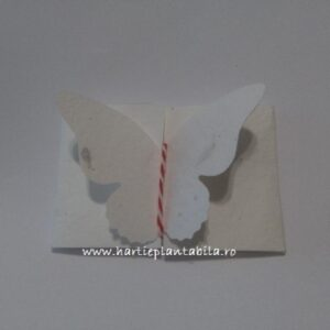 Felicitare fluture